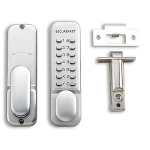 Securefast locks supplied by Locksmith Loughborough