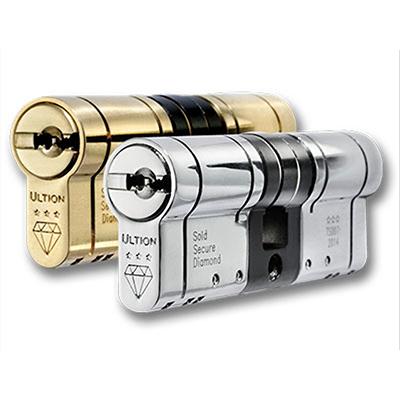 Ultion lock upgrades and anti snap locks at Locksmith Loughborough