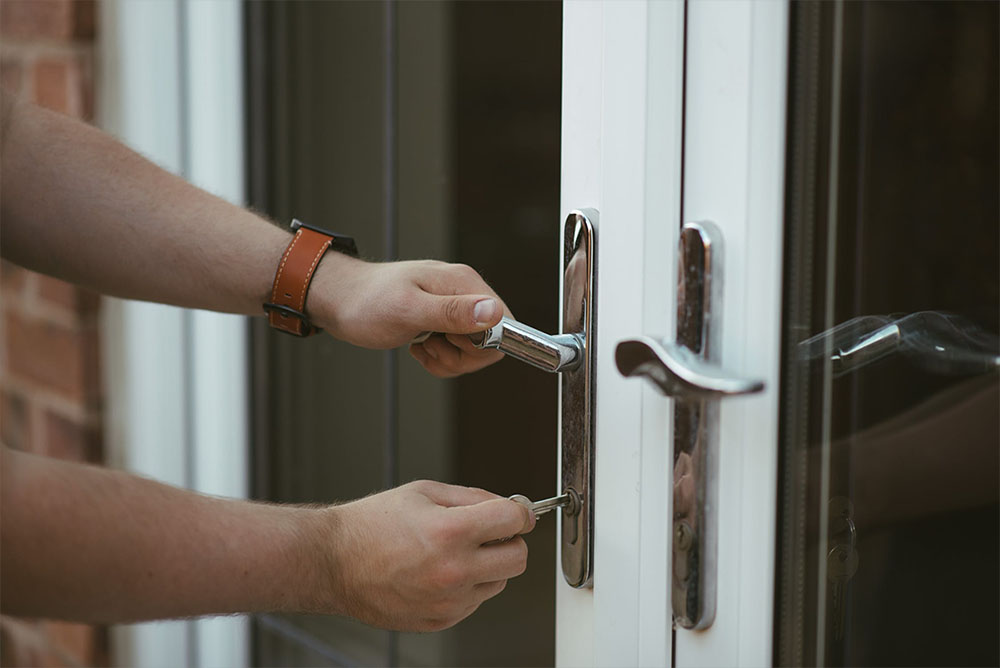UPVC Window and Door Lock Repair